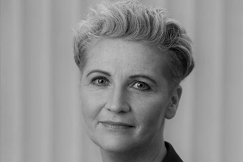 Berglind Björk Hreinsdóttir ráðgjafi og markþjálfi í Lausninni.