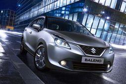 Suzuki Baleno er nægjusamur á bensínið.