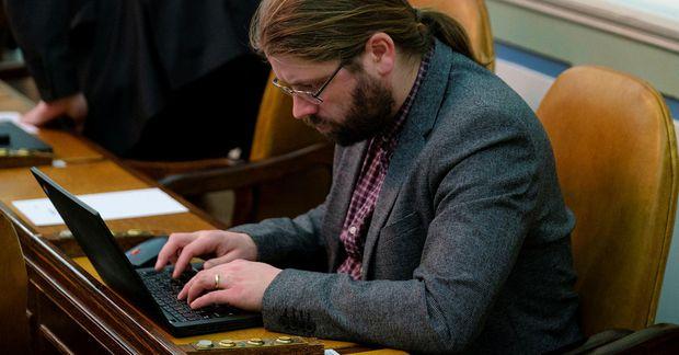 Helgi Hrafn spurði forsætisráðherra um málið á dögunum.