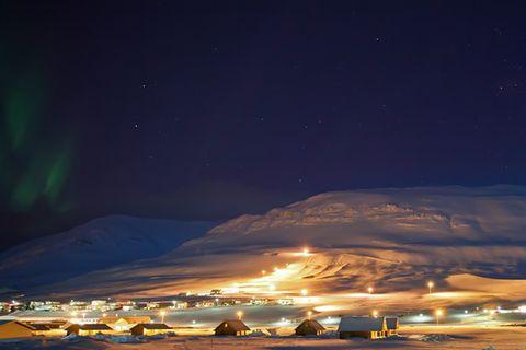 Tindaöxl Ski Area
