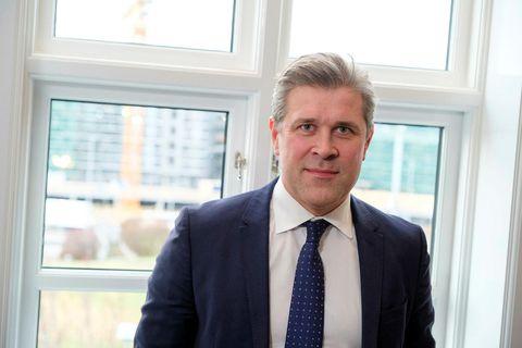 Bjarni Benediktsson, fjármálaráðherra og áhugabakari.