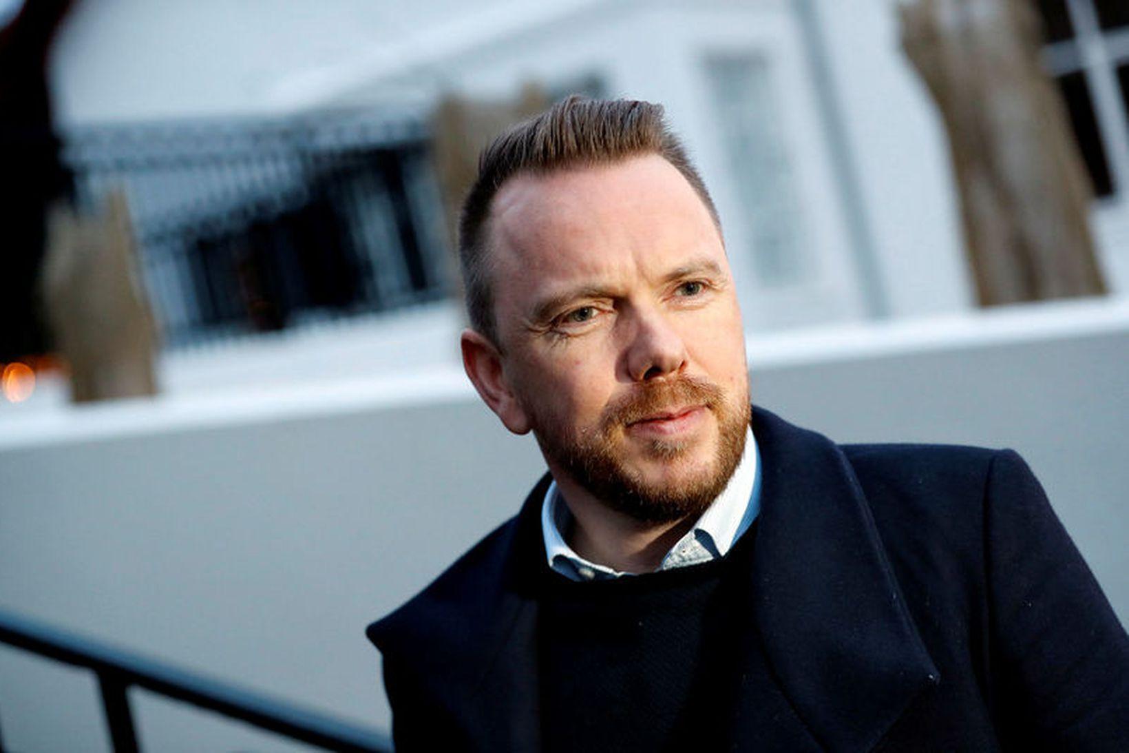 Ragnar Þór Ingólfsson, formaður VR, segir kominn tíma til að …