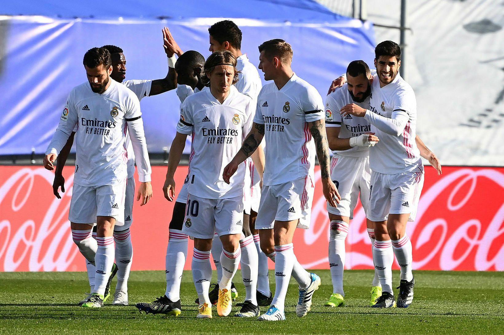 Real Madrid er í vandræðum vegna meiðsla.