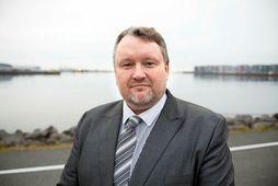 Sveinn Óskar Sigurðsson er bæjarfulltrúi Miðflokksins í Mosfellsbæ.