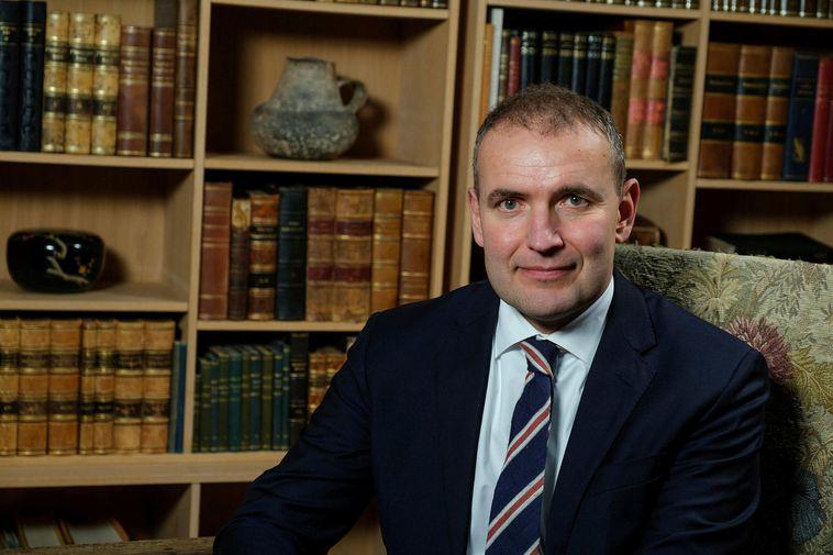 Guðni Th. Jóhannesson, president of Iceland.