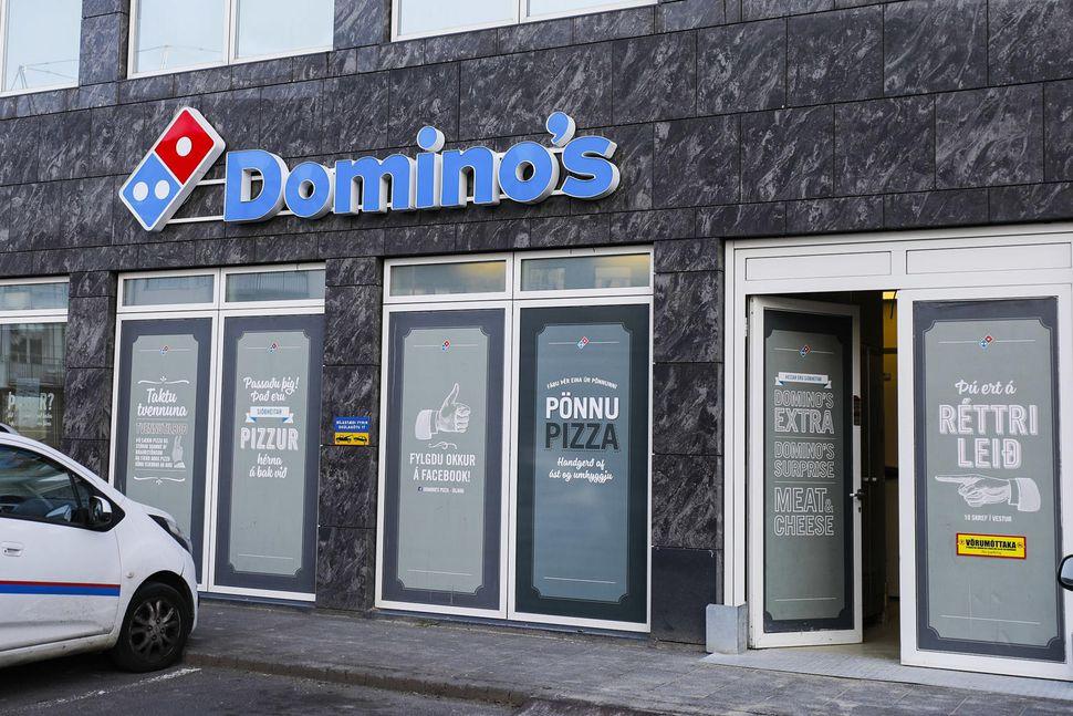 Rekstur Domino's á Íslandi skilaði 455 milljóna króna hagnaði á ...