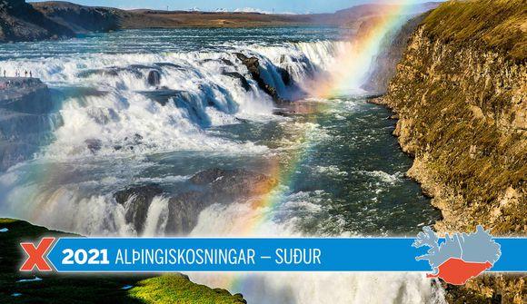 Líklegt að komi til endurtalningar í Suðurkjördæmi