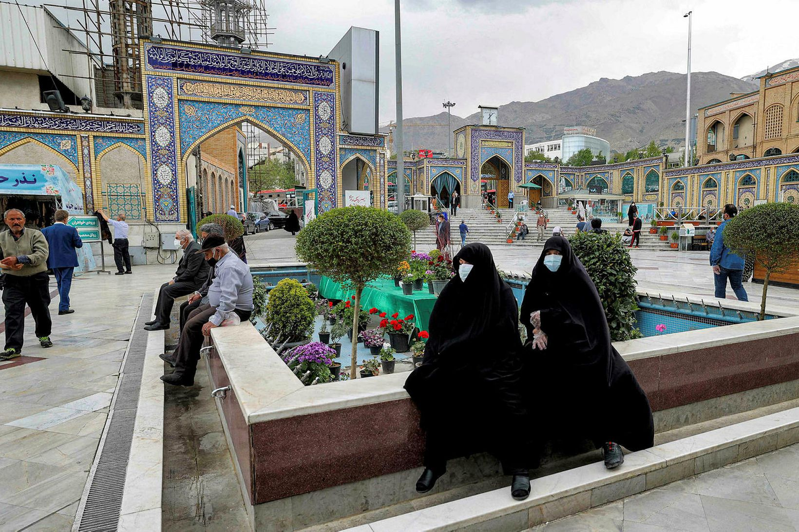 Teheran í Íran.