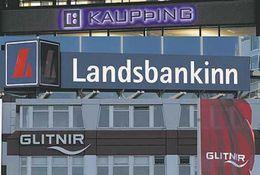 Kaupþing, Landsbankinn and Glitnir.