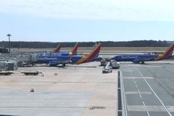 Bandaríkin kyrrsetja Boeing-vélarnar