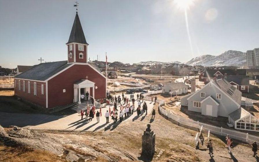 Nuuk er afskaplega spennandi og hefur upp á margt að ...