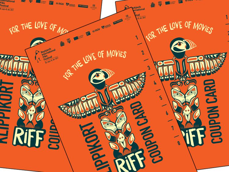 Coupon card - RIFF 2017