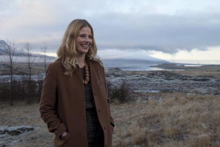 Heiða Kristín Helgadóttir, stjórnarformaður Bjartrar framtíðar.