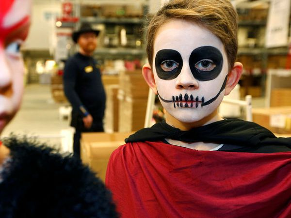 Ash Wednesday is costume day for kids in Iceland.