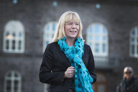 Vigdís Hauksdóttir MP.