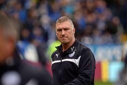 Nigel Pearson gerði góða hluti með Leicester.