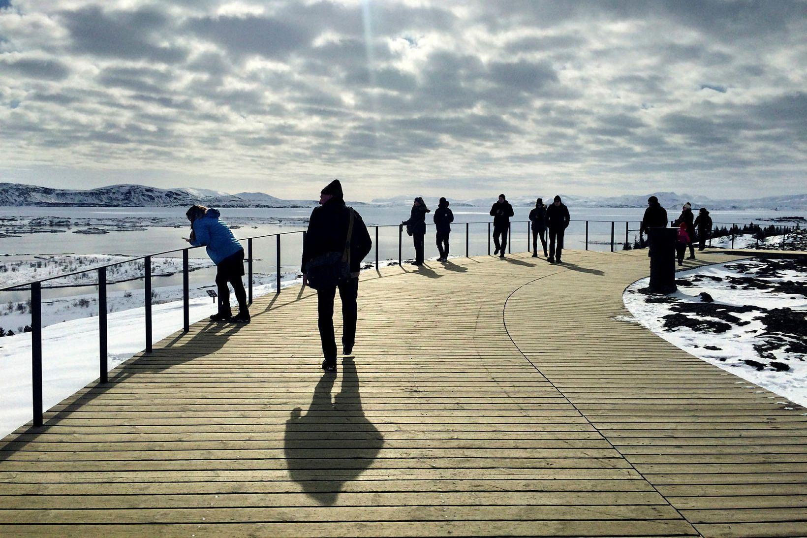 Markaðsátakið Ísland saman í sókn er stærsta fyrirhugaða verkefni Íslandsstofu …