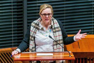 Marta Guðjónsdóttir, borgarfulltrúi Sjálfstæðisflokks. Mynd úr safni.