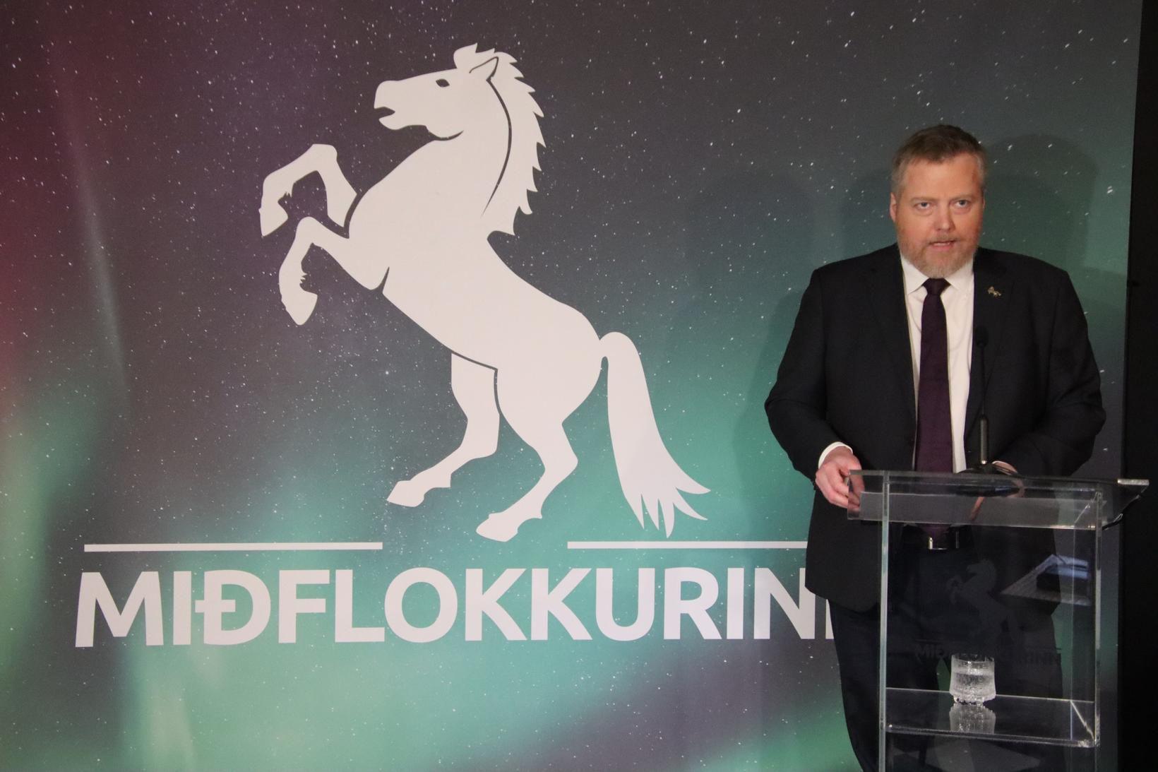 Sigmundur Davíð Miðflokkurinn