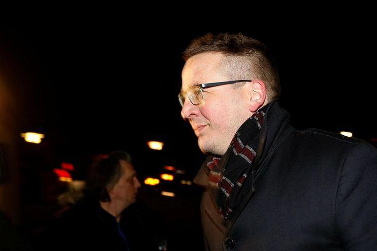 Iceland's Foreign Minister Guðlaugur Þór Þórðarson.