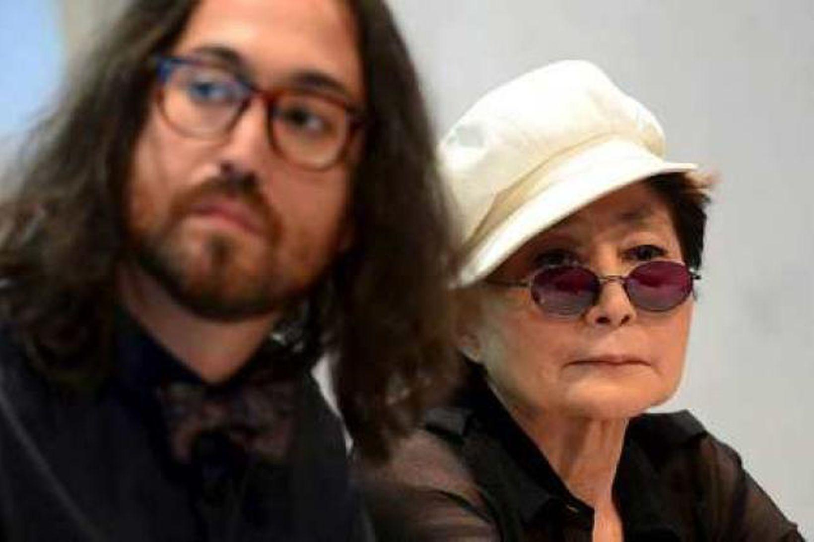 Sean Lennon, sonur Yoko Ono og John Lennon mun stýra …