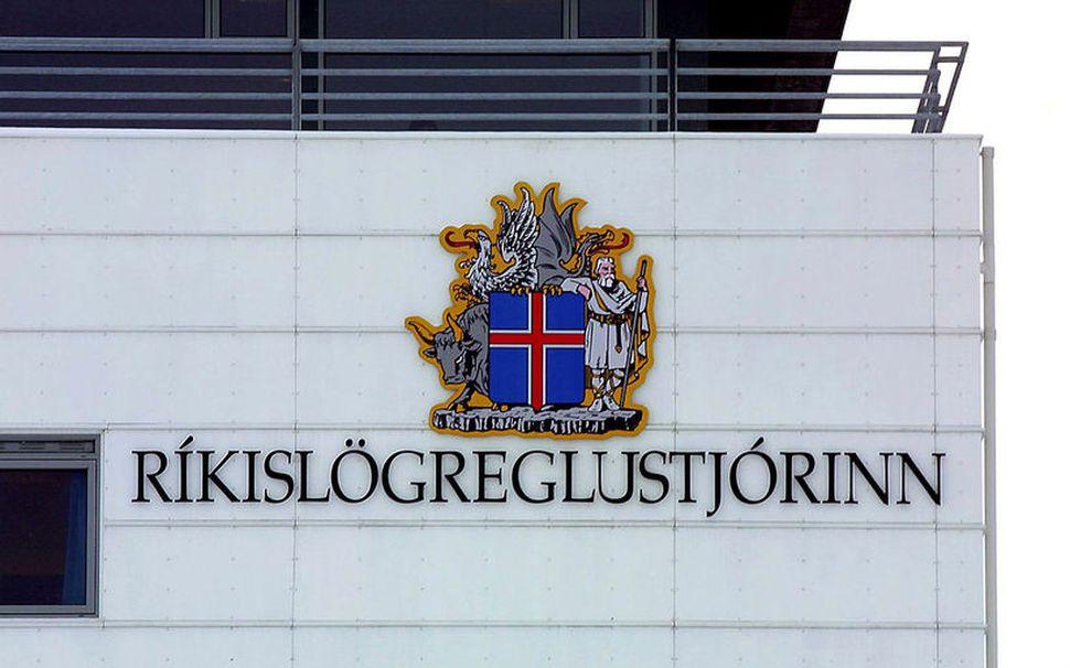 Ríkislögreglustjóri fagnar ákvörðun Ríkisendurskoðanda um að verða við beiðni embættisins ...