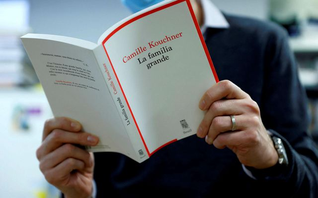 Bók Camille Kouchner, La Familia Grande.