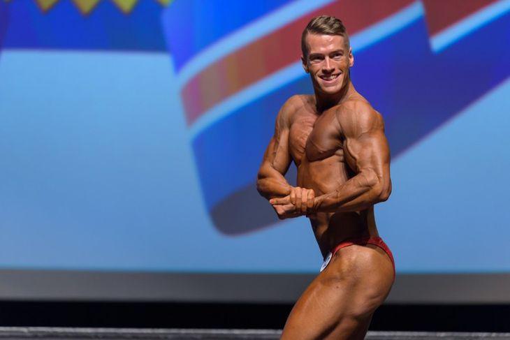 Íslandsmótið í fitness 2016