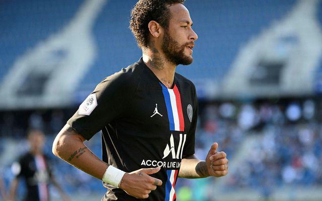 Neymar gekk til liðs við PSG frá Barcelona sumarið 2017.