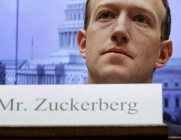 Mark Zuckerberg svaraði spurningum tæplega 100 embættismanna í samtals 10 klukkustundir síðustu tvo daga.