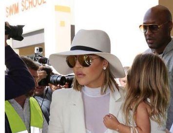 Khloé Kardashian hefur nú sótt um skilnað frá Lamar Odom.
