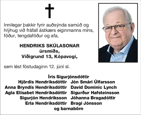 Hendriks Skúlasonar