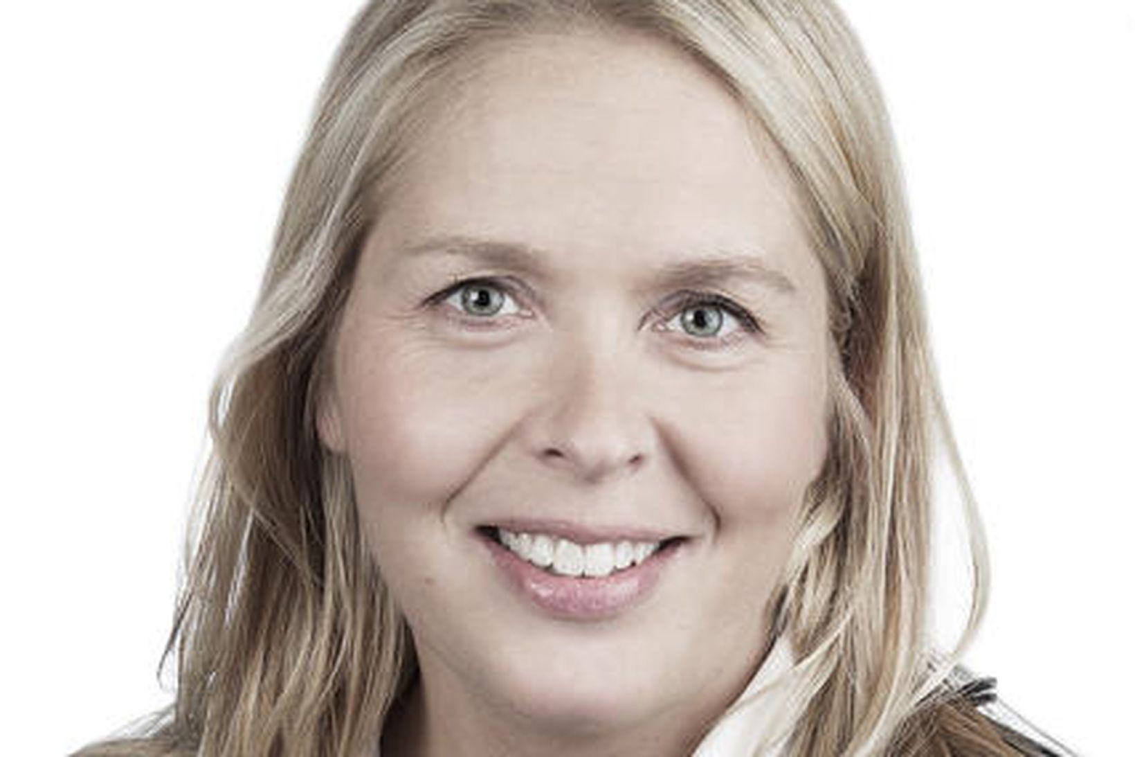 Sveinbjörg Birna Sveinsbjörnsdóttir