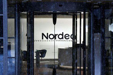 Nordea er stærsti norræni bankinn.