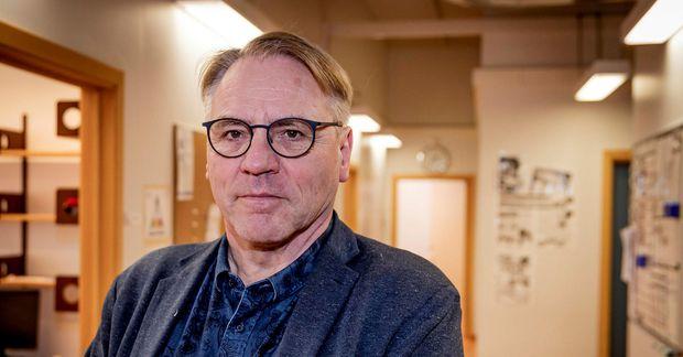 Karl G. Kristinsson, yfirlæknir sýkla og veirufræðideildar Landspítalans.