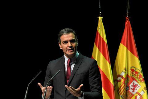 Pedro Sánchez, forsætisráðherra Spánar, hyggst veita katalónskum aðskilnaðarsinnum uppreist æru.