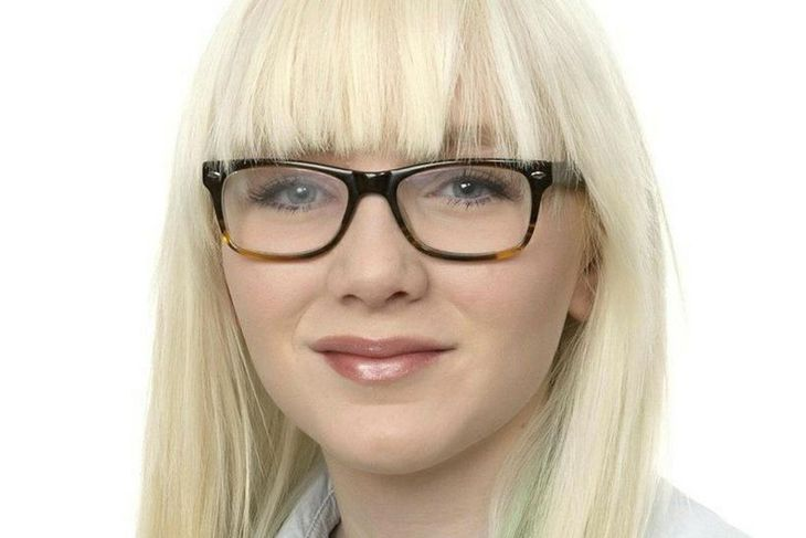 Erna Lína Örnudóttir.