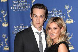 Ashley Tisdale og Christopher French.