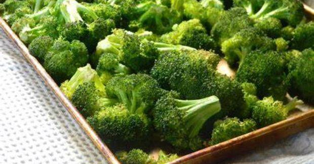 Brokkolí er grænt og gott!
