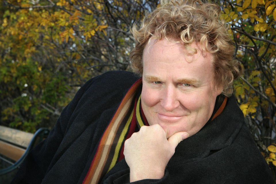 Egill Helgason stýrir bókmenntaþættinum Kiljunni á RÚV.