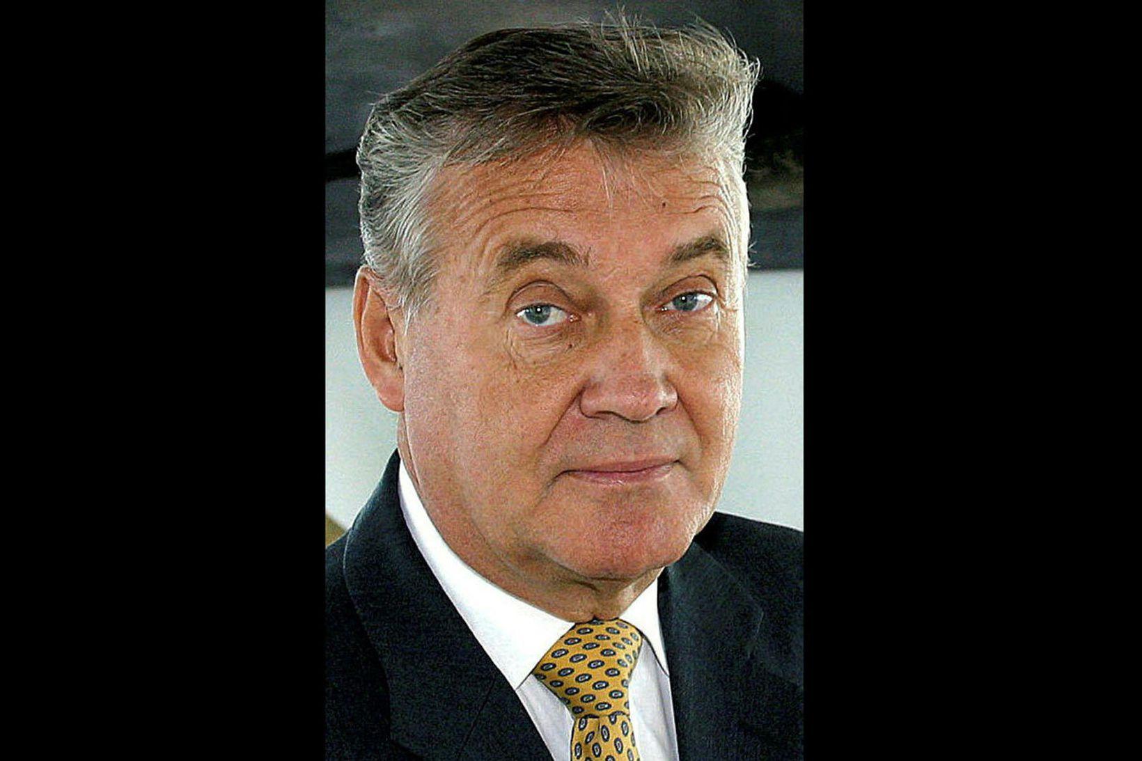 Alfreð Þorsteinsson.