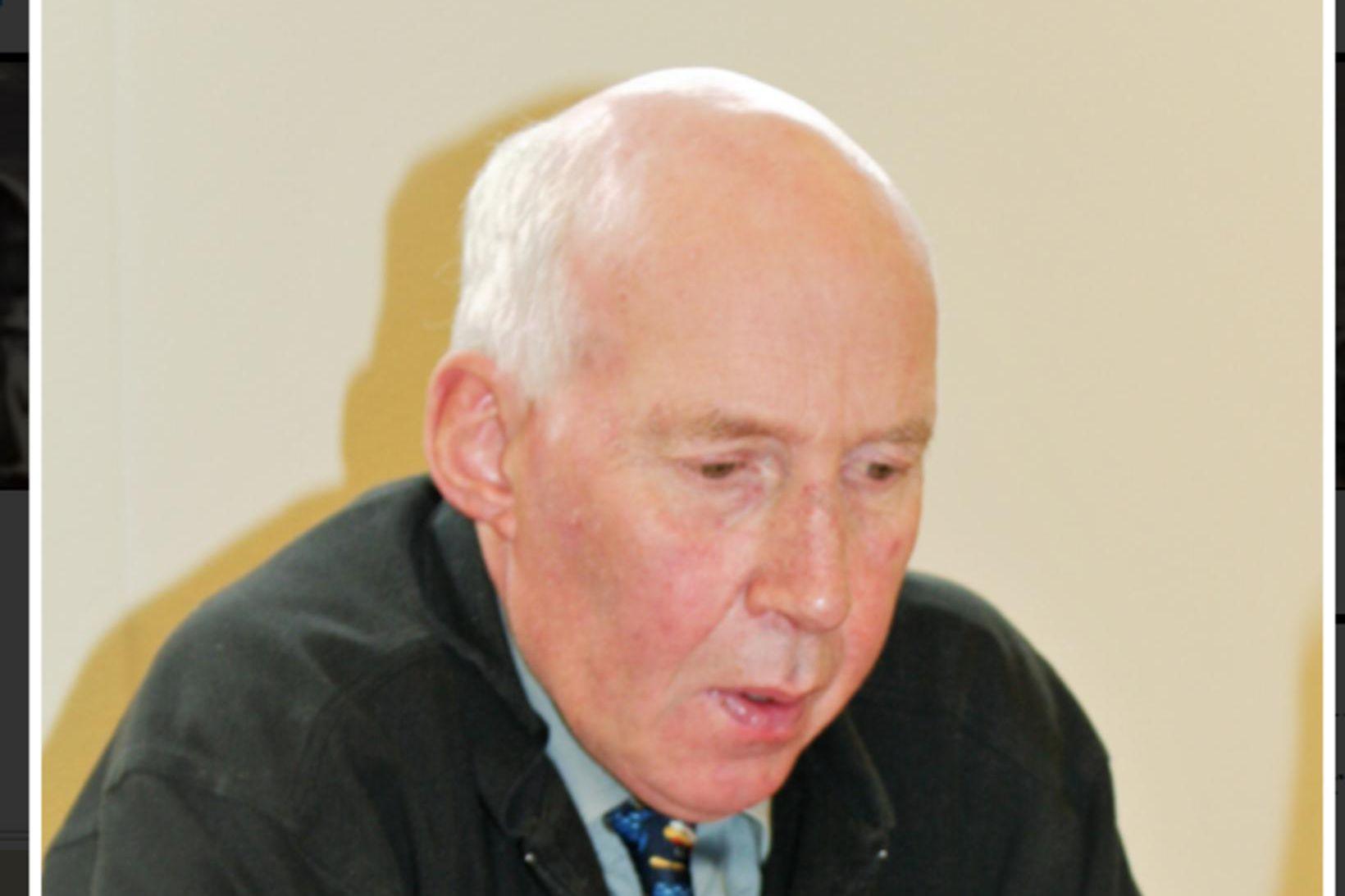 Gylfi Þórhallsson var einn mikilvirkasti skáksmeistari landsins.