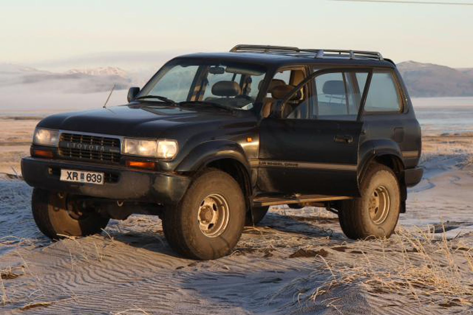 Toyota Land Cruiser 1993.