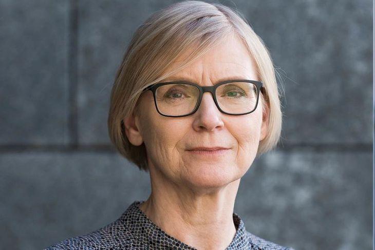 Rannveig Sigurðardóttir aðstoðarseðlabankastjóri.