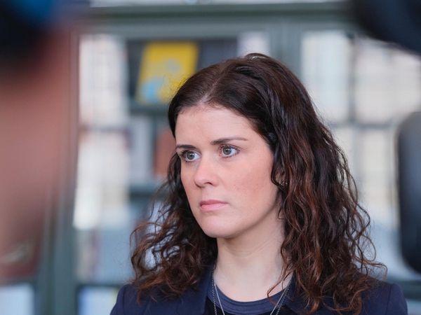 Minister of Tourism, Industry and Innovation Þórdís Kolbrún Reykfjörð Gylfadóttir.