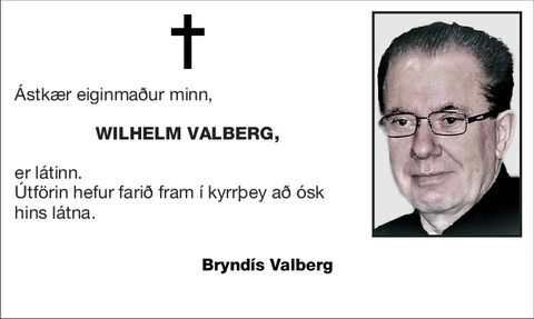 Wilhelm Valberg,