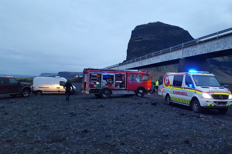 Three British tourists killed in auto  crash in Iceland