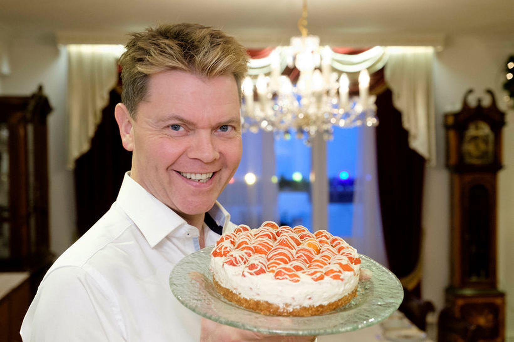 Albert Eiríksson, matgæðingur og meistarabloggari með meiru.
