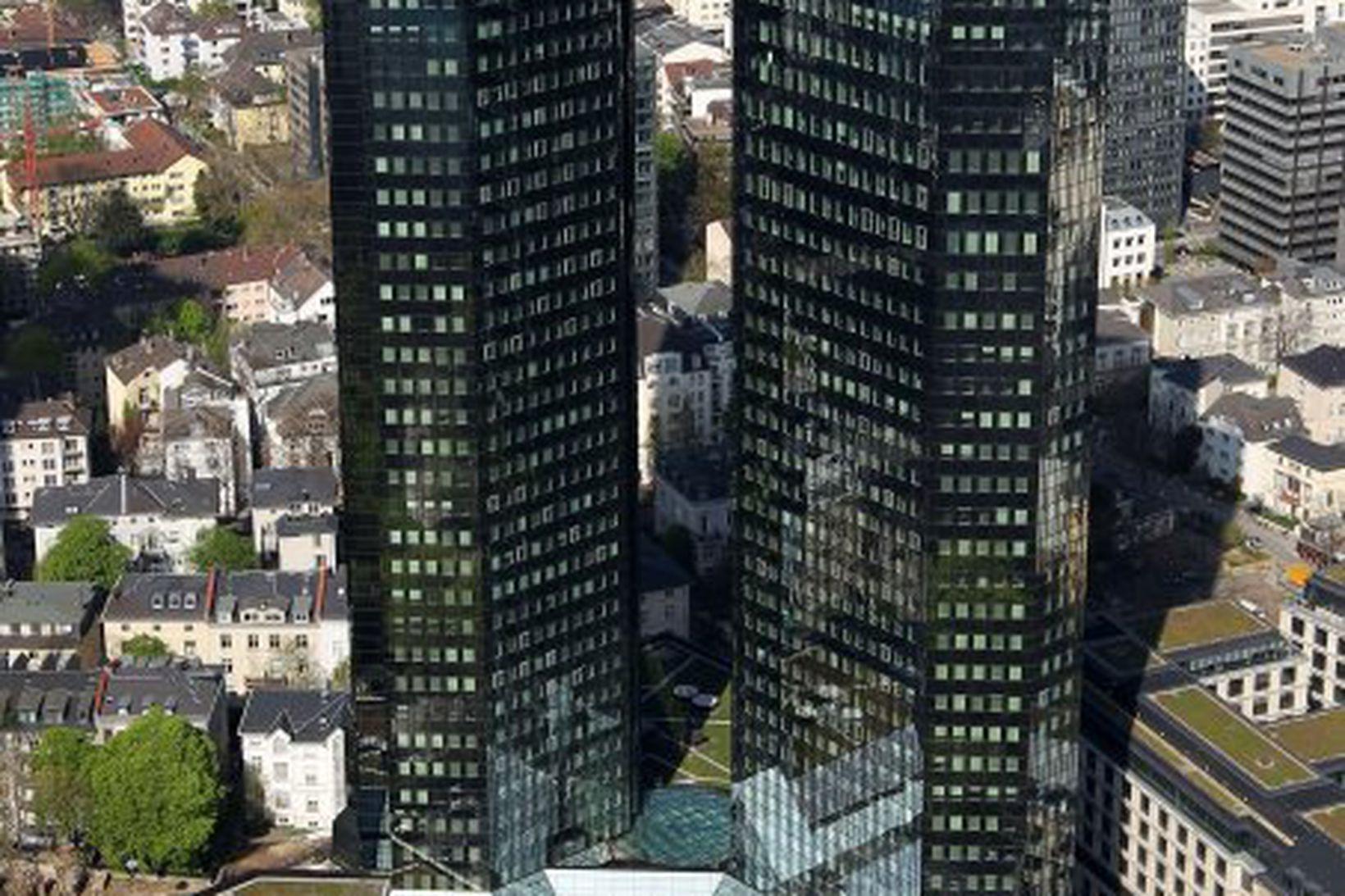 ALMC hf. gerði lánasamning við Deutsche Bank þann 16. mars. …