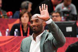 Kobe Bryant er látinn, 41 árs.
